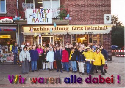 Buchhandlung Lutz Heimhalt Fuhlsbüttel