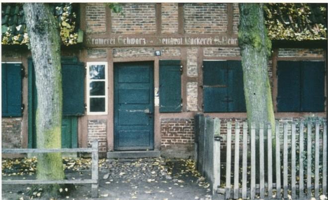 Hummelsbüttel Grützmühle Buchhandlung