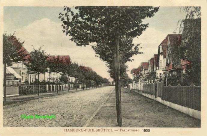 Fuhlsbüttel Farnstrasse Hamburg