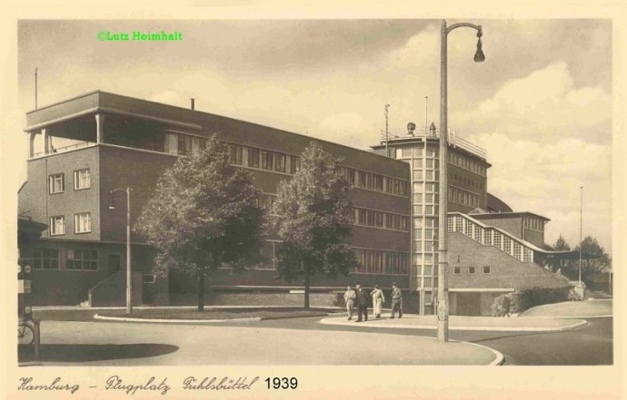 Fuhlsbüttel Buchhandlung Flughafen