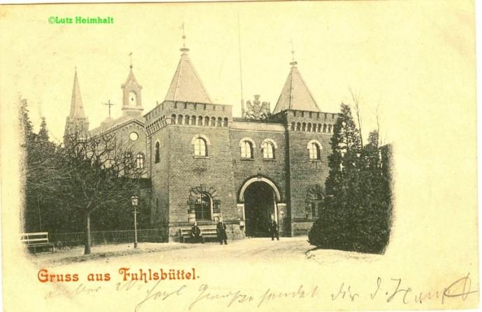 Fuhlsbüttel Gefängnis Buchhandlung