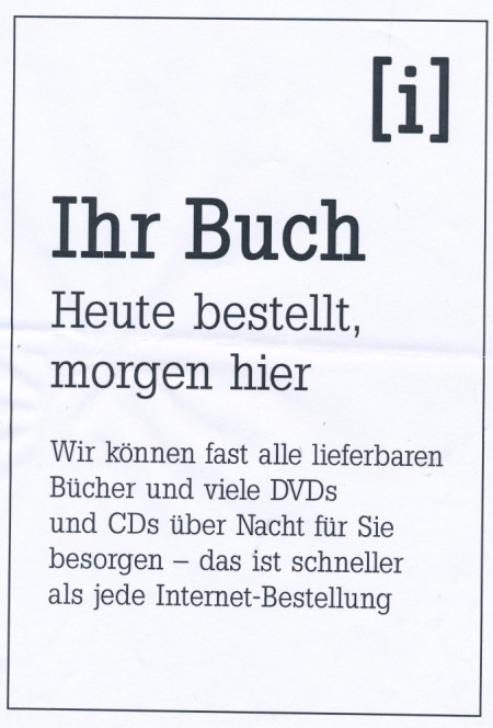 Buchhandlung Fuhlsbüttel Heimhalt Antiquariat